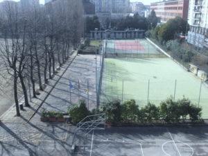 Istituto San Giuseppe La Salle Milano 1990 Strutture sportive