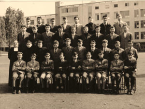 Istituto San Giuseppe La Salle Milano Anni '60