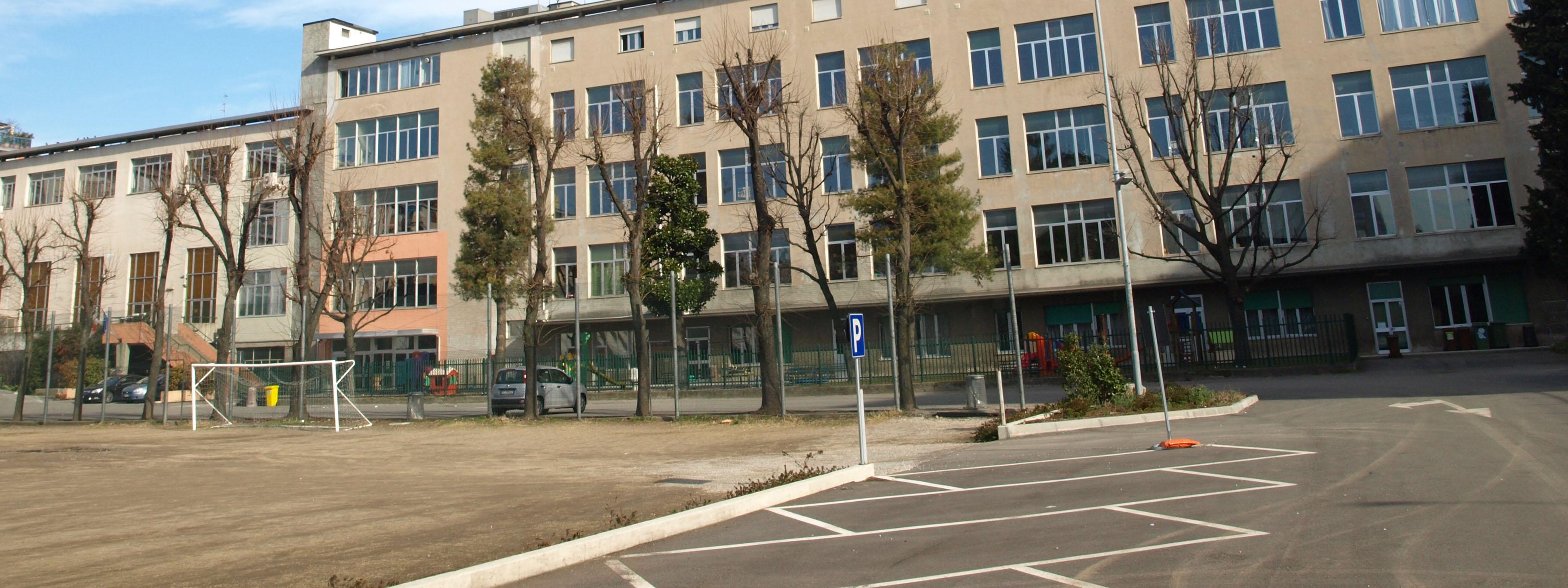 Istituto San Giuseppe La Salle Milano Parcheggio_Head