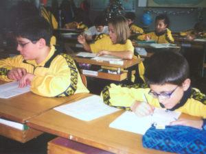 Istituto San Giuseppe La Salle Milano Scuola media Anno Scolastico 2001-2002