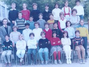Istituto San Giuseppe La Salle Milano Anno Scolastico 1984-1985
