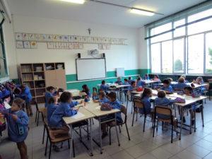 Istituto San Giuseppe La Salle Milano Aule Ampie e Luminose