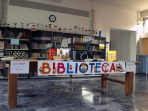 Istituto San Giuseppe La Salle Milano Biblioteca