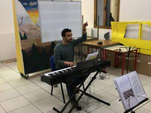 Istituto San Giuseppe La Salle Milano Music Room