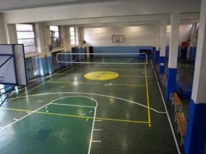 Istituto San Giuseppe La Salle Milano Palestra