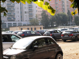Istituto San Giuseppe La Salle Milano Parcheggio Interno regolamentato