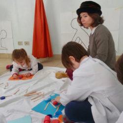 Istituto San Giuseppe La Salle Milano Scuola dell'Infanzia Percorso Pregrafismo Head