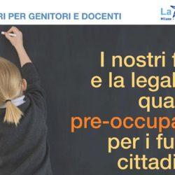 Istituto San Giuseppe La Salle Milano Incontro I Nostri Figli e la Legalità 9 maggio 2017 Head