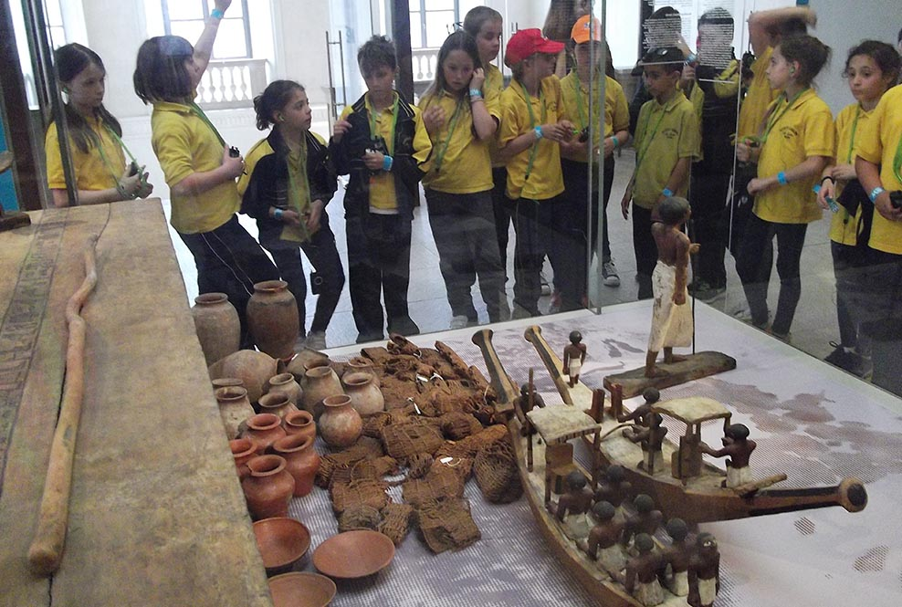 Istituto San Giuseppe La Salle Milano Scuola Primaria Uscita Didattica Torino_Head