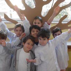 Istituto San Giuseppe La Salle Milano Scuola dell'Infanzia Lab Creativo Amico Albero Head_1