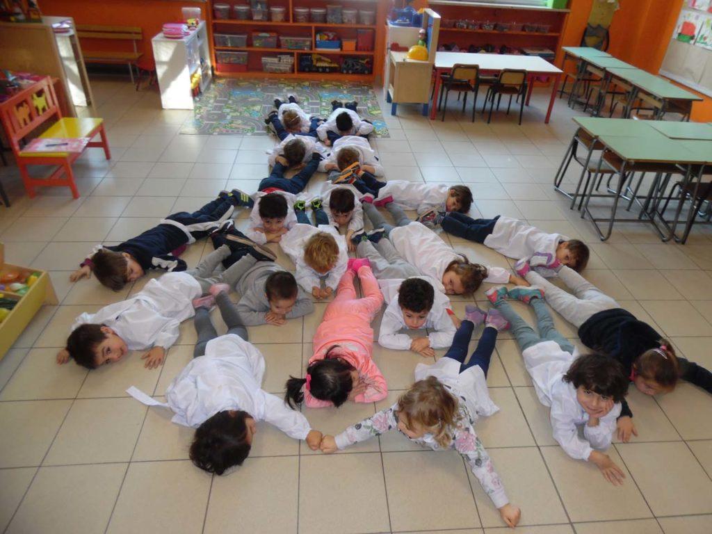Amato Scuola dell'Infanzia – Laboratorio Creativo, i bambini scoprono L  UC34