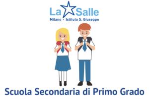 Istituto San Giuseppe La Salle Milano Appuntamento Scuola Secondaria_Head