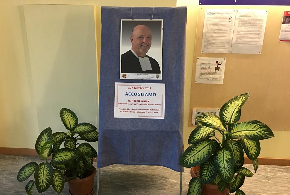 Istituto San Giuseppe La Salle Milano Visita Superiore Generale Fratelli Scuole Cristiane_Head