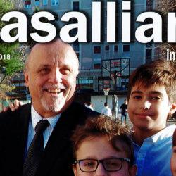Istituto San Giuseppe La Salle Milano Copertina Lasalliani in Italia Visita Superiore Generale della Congregazione dei Fratelli delle Scuole Cristiane_Head
