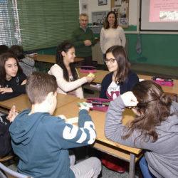 Istituto San Giuseppe La Salle Milano Scuola Secondaria Classi terze Incontro Libera Casa contro le mafie_Head