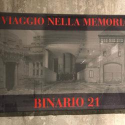 Istituto San Giuseppe La Salle Milano Scuola Secondaria Uscita Didattica Binario 21 Memoriale Shoah_Head