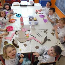 Istituto San Giuseppe La Salle Milano Scuola dell'Infanzia Attività Mago Merlino Gennaio 2018_Head