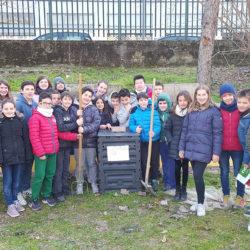 Istituto San Giuseppe La Salle Milano Scuola Secondaria Progetto Ambiente compost_Head