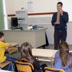 Istituto San Giuseppe La Salle Milano Scuola Secondaria 19 marzo Incontro Don Luca_Head