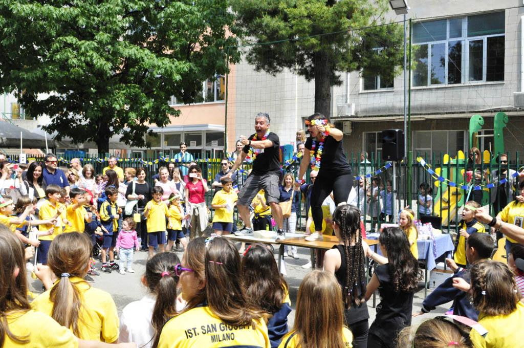 Istituto San Giuseppe La Salle Milano Celebrazione La Salle Day 2018_6