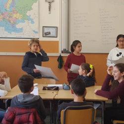 Istituto San Giuseppe La Salle Milano Scuola Secondaria Classe 2B Incontro Prevenzione Tabagismo_Head