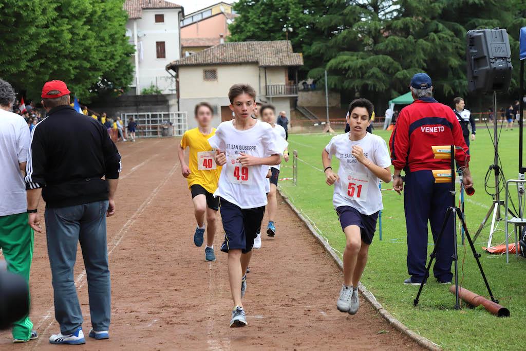 Istituto San Giuseppe La Salle Milano Scuola Secondaria Giochi Lasalliani 2018 Istituto Filippin_11