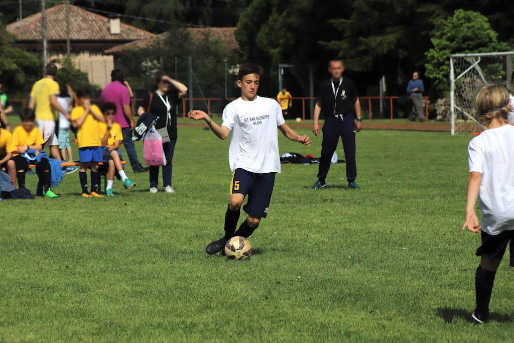 Istituto San Giuseppe La Salle Milano Scuola Secondaria Giochi Lasalliani 2018 Istituto Filippin_13