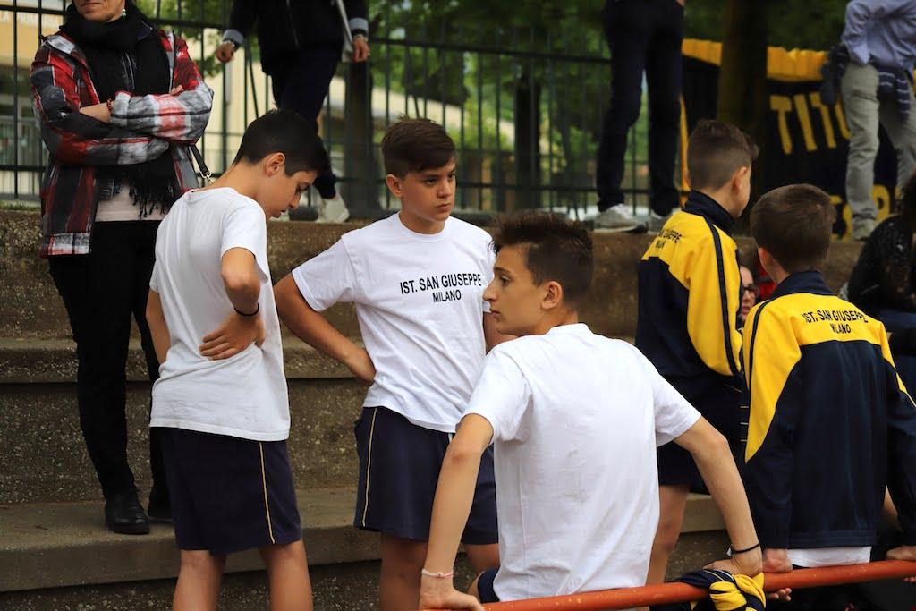 Istituto San Giuseppe La Salle Milano Scuola Secondaria Giochi Lasalliani 2018 Istituto Filippin_4