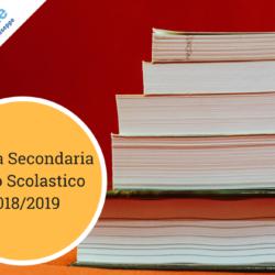 Istituto San Giuseppe La Salle Milano Scuola Secondaria Libri di testo Anno Scolastico 2018-2019
