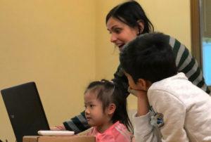 Istituto San Giuseppe La Salle Milano Discipline informatiche Scuola dell'Infanzia Bambini 5 anni