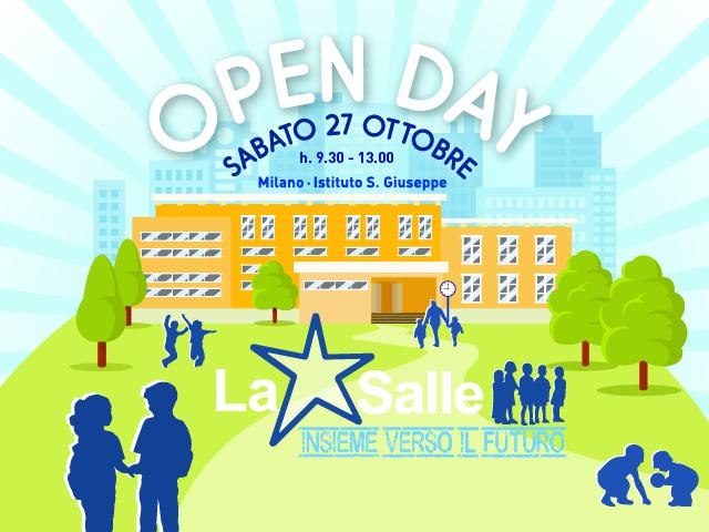Istituto San Giuseppe La Salle Milano Open Day 2018-2019 News