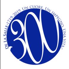 Istituto - Iniziativa nazionale in occasione del 300° - Giornata per le vocazioni lasalliane