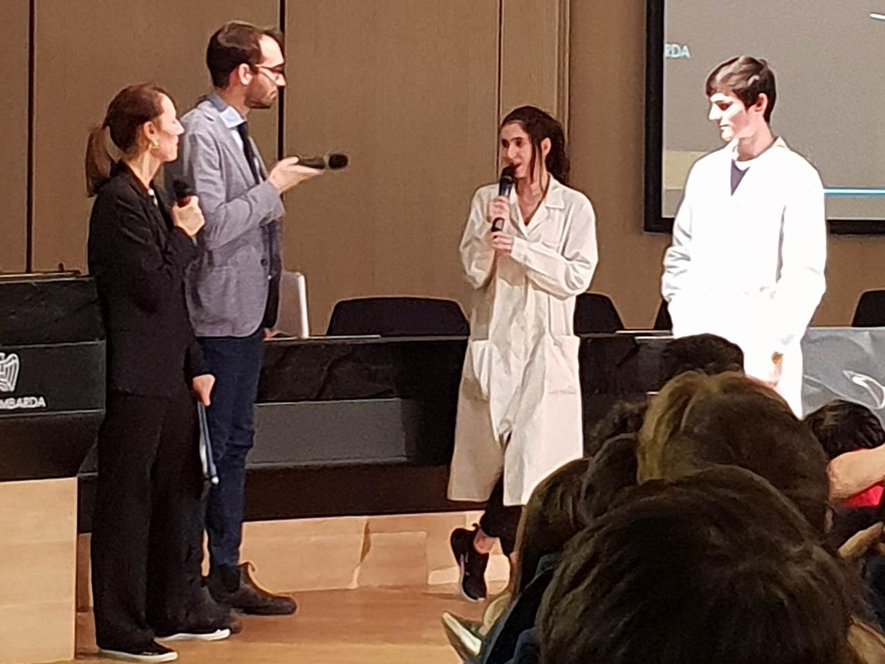 Istituto San Giuseppe La Salle Milano Scuola Secondaria Classi Terze Uscita didattica Federchimica_5