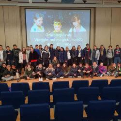 Istituto San Giuseppe La Salle Milano Scuola Secondaria Classi Terze Uscita didattica Federchimica_Head