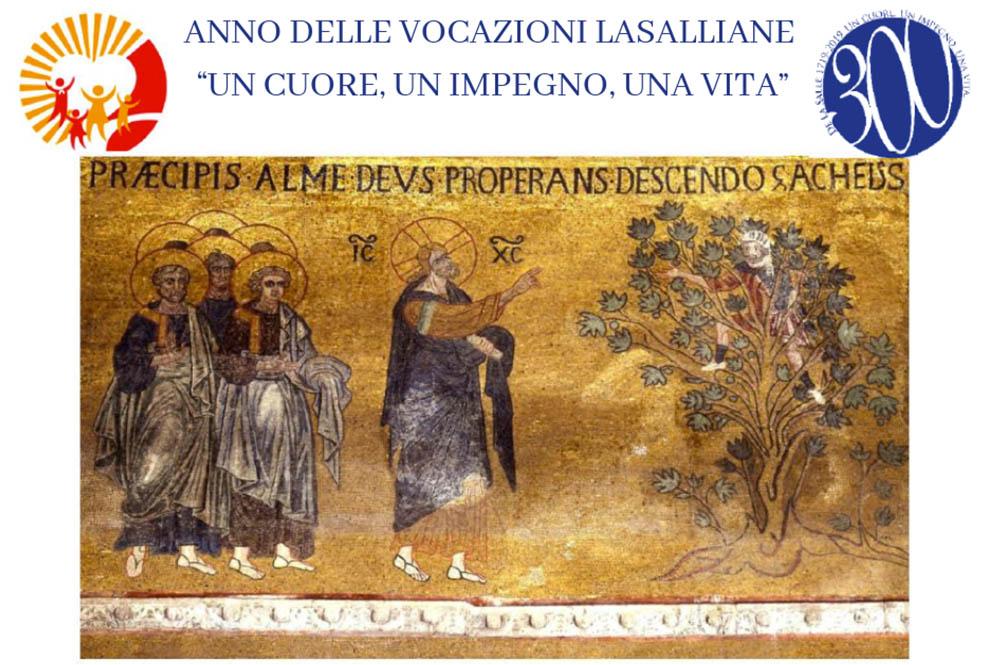 Istituto San Giuseppe La Salle Milano Anno delle Vocazioni Lasalliane 19 febbraio 2019 Una Giornata con Zaccheo_Head