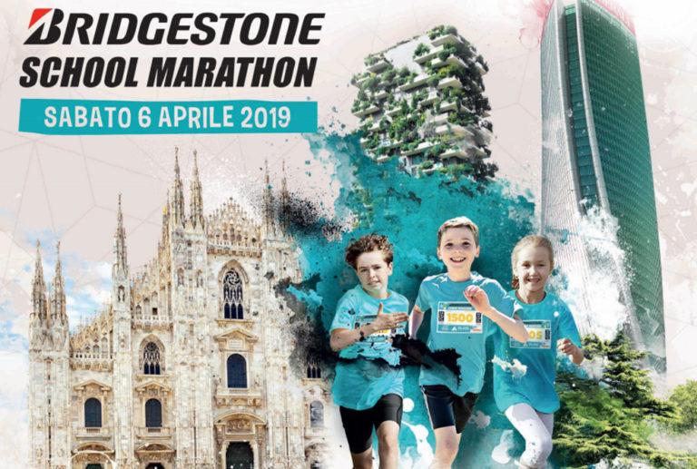 Istituto San Giuseppe La Salle Mila no Associazione Genitori Milano School Marathon 2019_Head