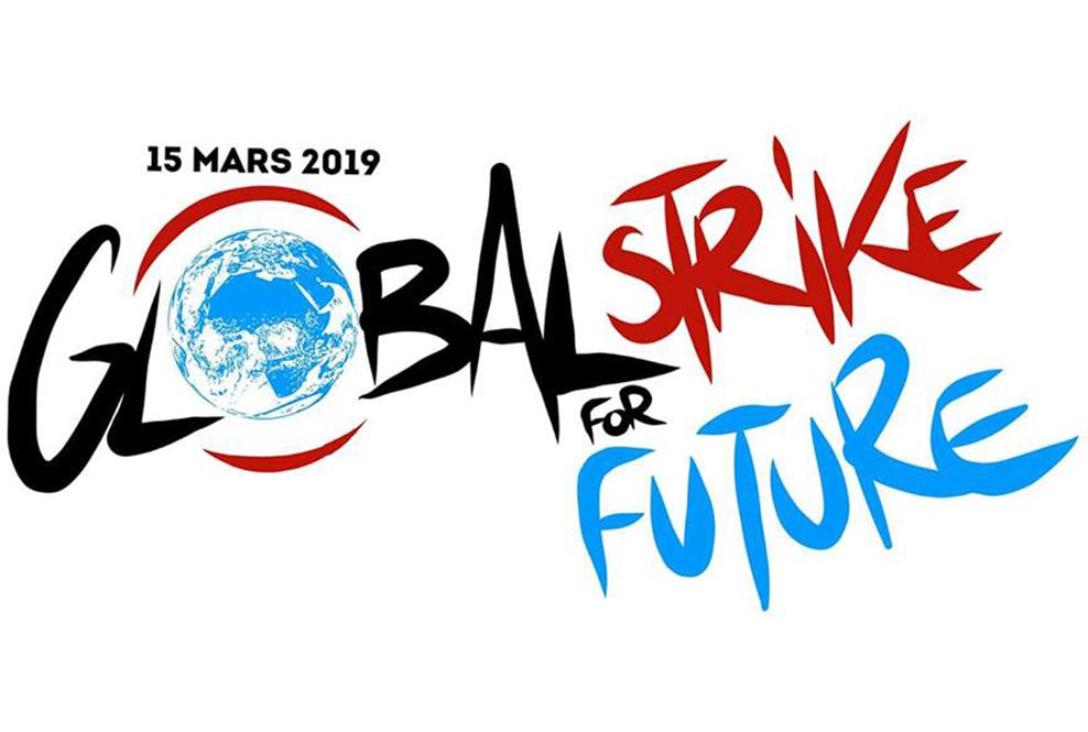 Istituto San Giuseppe La Salle Milano Scuola Primaria e Scuola Secondaria Global Strike for Future_Head
