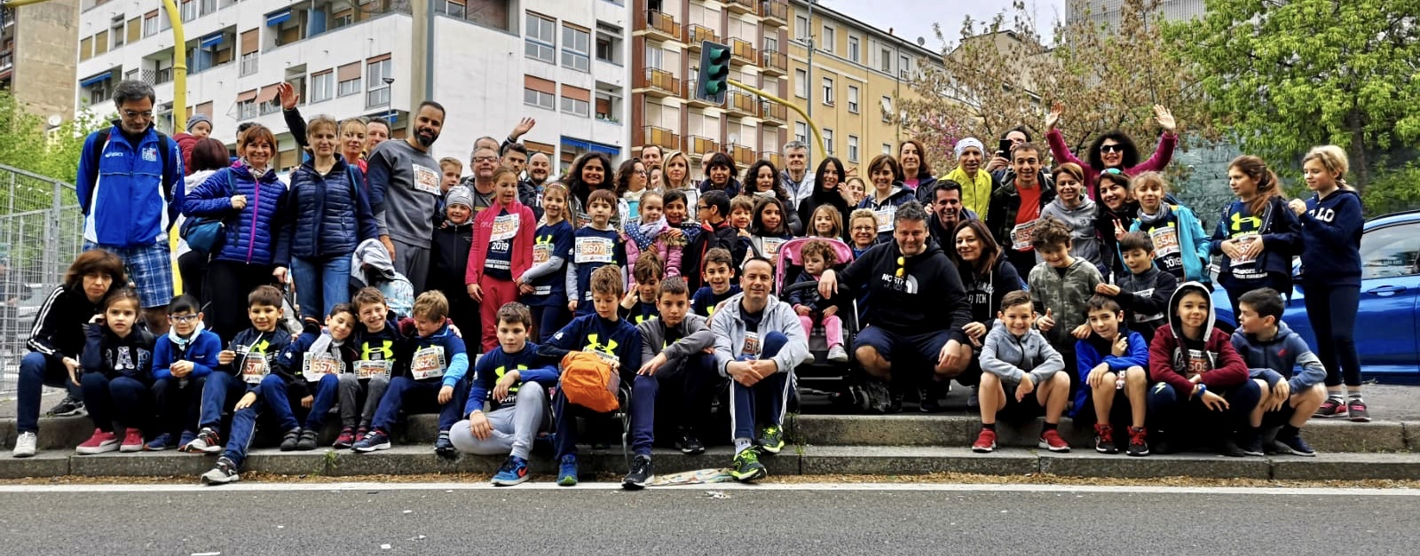 Istituto San Giuseppe La Salle Milano Bridgestone School Marathon 2019_1