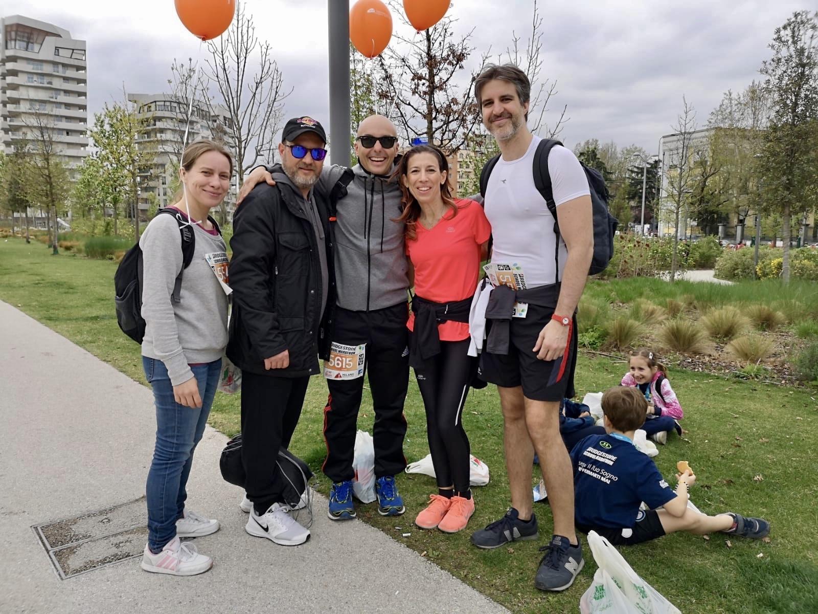 Istituto San Giuseppe La Salle Milano Bridgestone School Marathon 2019_5