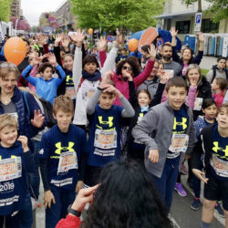 Istituto San Giuseppe La Salle Milano Bridgestone School Marathon 2019_Head