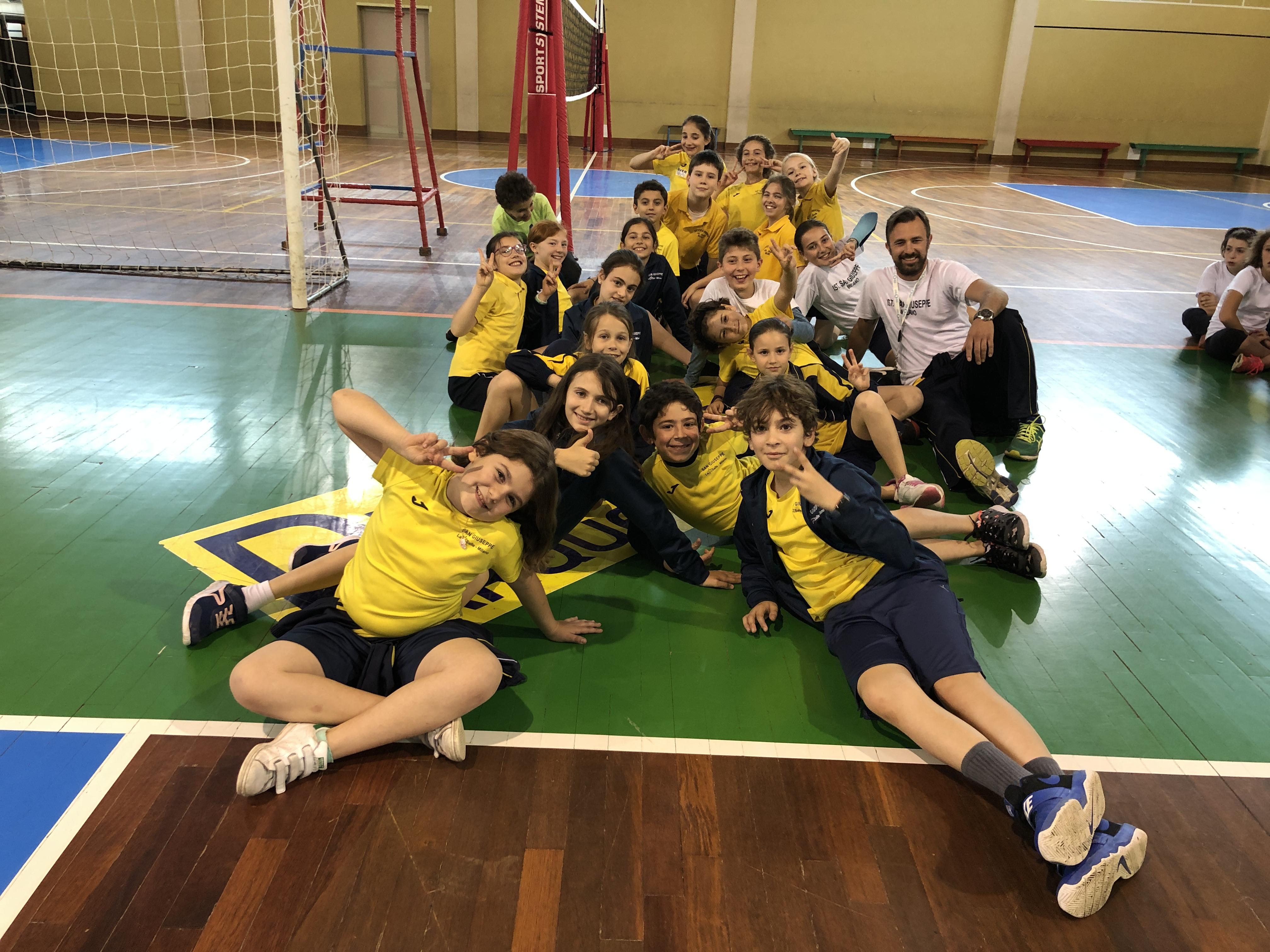 Istituto San Giuseppe La Salle Milano Giochi Lasalliani 2019 50esima Edizione Scuola Primaria_2