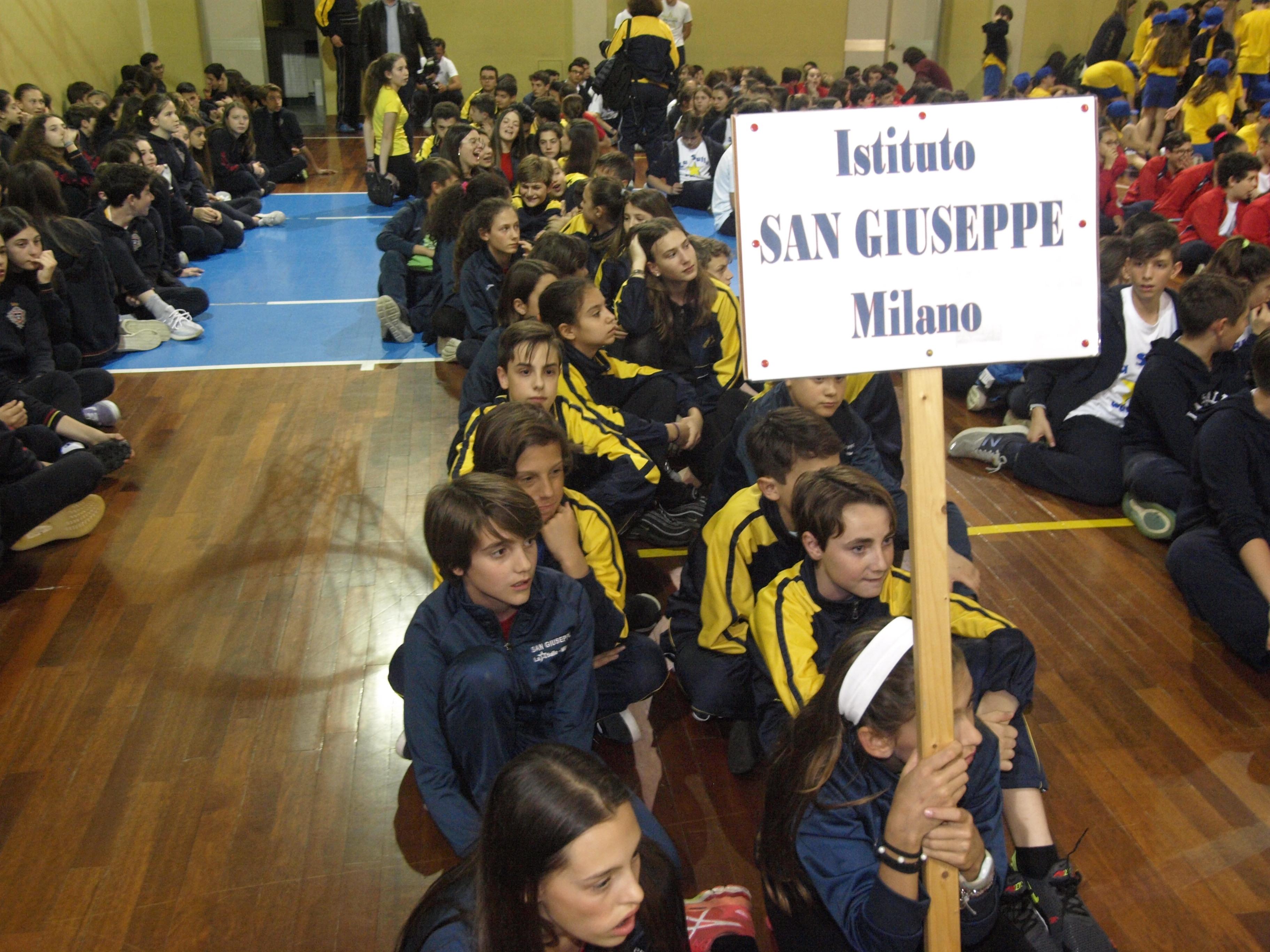 Istituto San Giuseppe La Salle Milano Giochi Lasalliani 2019 50esima Edizione Scuola Secondaria_2