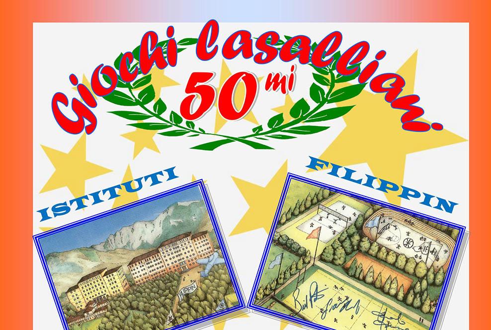 Istituto San Giuseppe La Salle Milano Giochi Lasalliani 2019 50esima Edizione_Head