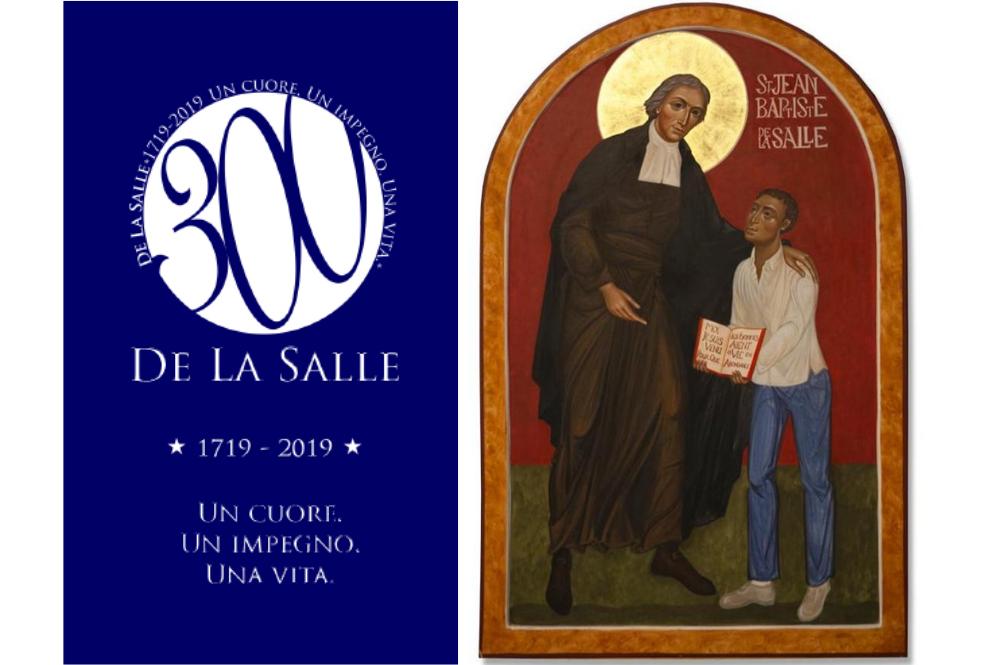 Istituto San Giuseppe La Salle Milano La Salle Day 2019 #300 Messaggio Superiore Generale Fratelli delle Scuole Cristiane_Head