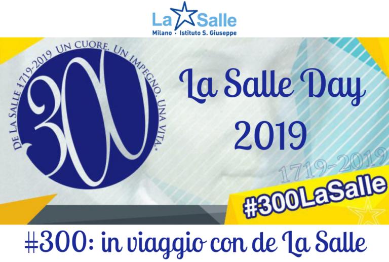 Istituto San Giuseppe La Salle Milano La Salle Day 2019_Head OK