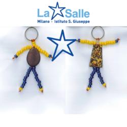 Istituto San Giuseppe La Salle Milano Scuola dell'Infazia Laboratorio Creativo Lasallino e Lasallina_Head