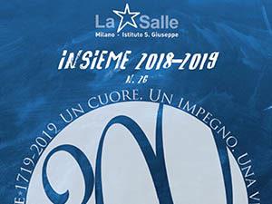 Istituto San Giuseppe La Salle Milano Annuario Insieme 2018-2019 Miniatura