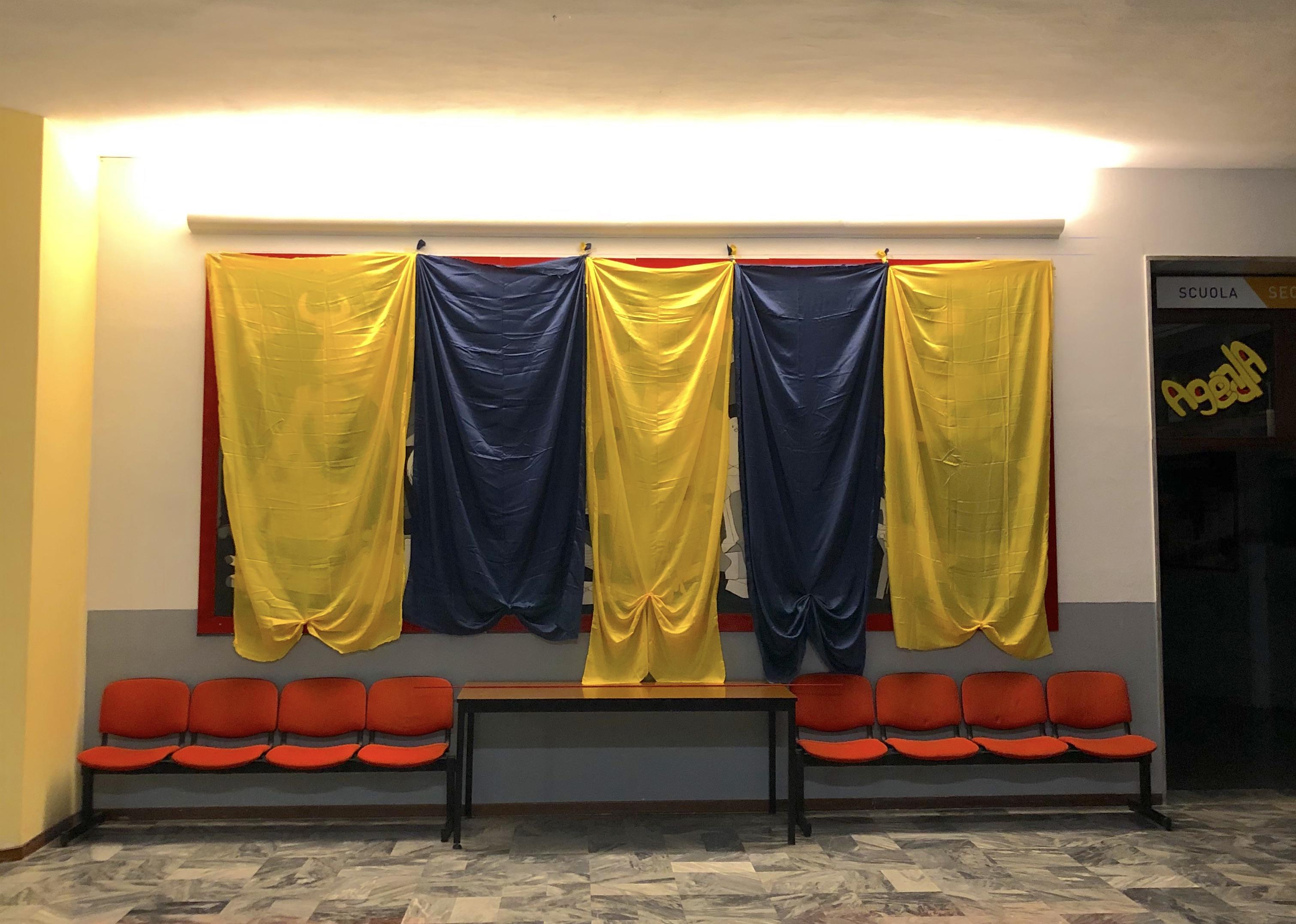 Istituto San Giuseppe La Salle Milano Scuola Primaria Classi Quarte Inaugurazione Guernica_1