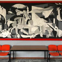 Istituto San Giuseppe La Salle Milano Scuola Primaria Classi Quarte Inaugurazione Guernica_Head