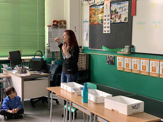 Istituto San Giuseppe La Salle Milano Scuola Primaria Classi Prime Semina_1